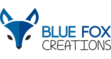 BlueFox Creations Logo